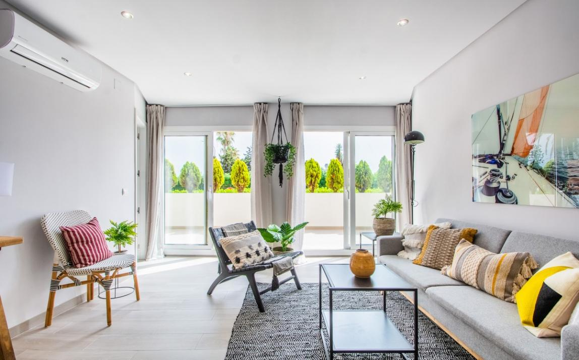 Apartment - Ground Floor, FIRST LINE BEACH, Elviria MARBELLA, R3913909 5