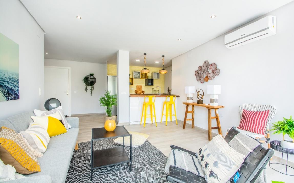 Apartment - Ground Floor, FIRST LINE BEACH, Elviria MARBELLA, R3913909 6