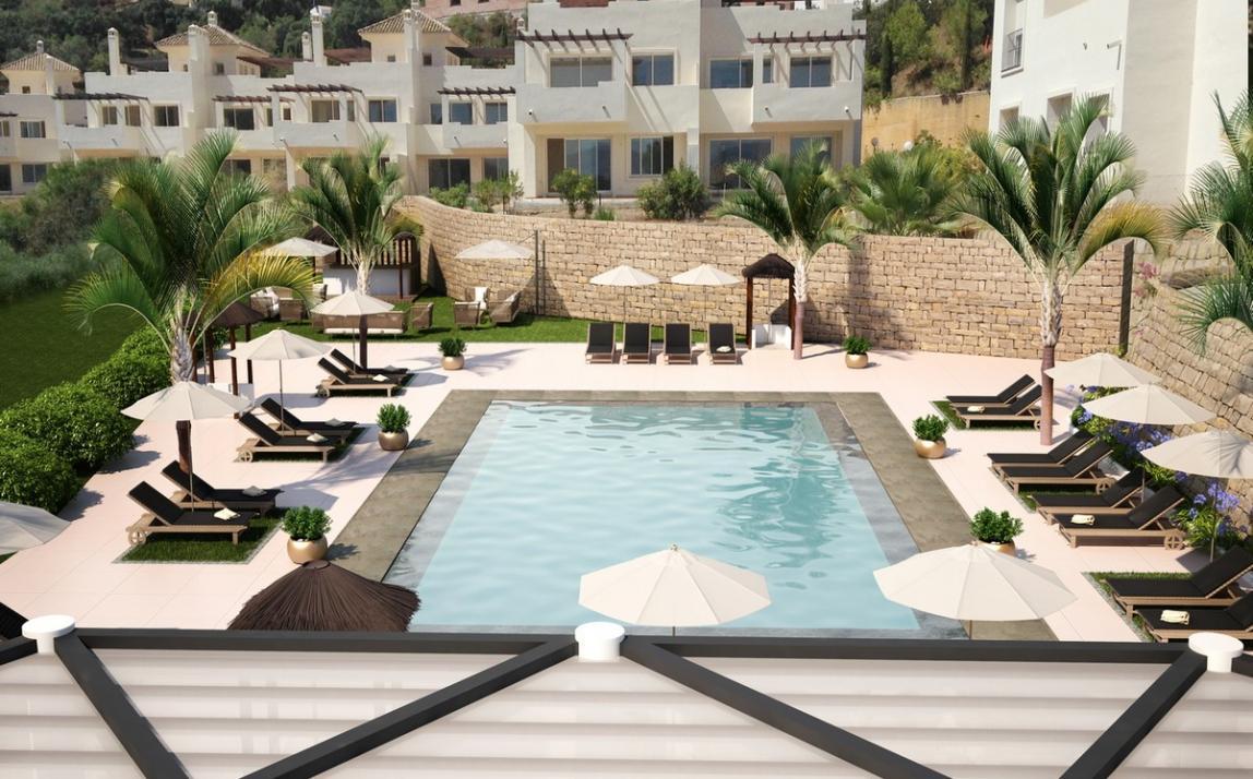 Apartment - Ground Floor, La Mairena Costa del Sol Málaga R2857040 18