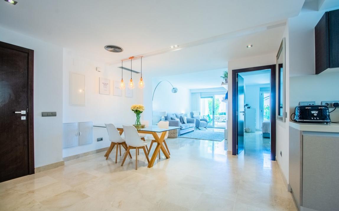 Apartment - Ground Floor, La Mairena Costa del Sol Málaga R3731743 6
