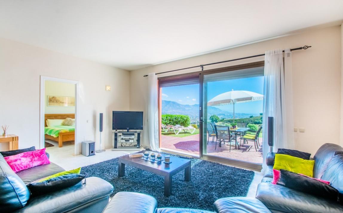 Apartment - Ground Floor, La Mairena Costa del Sol Málaga R3917869 6