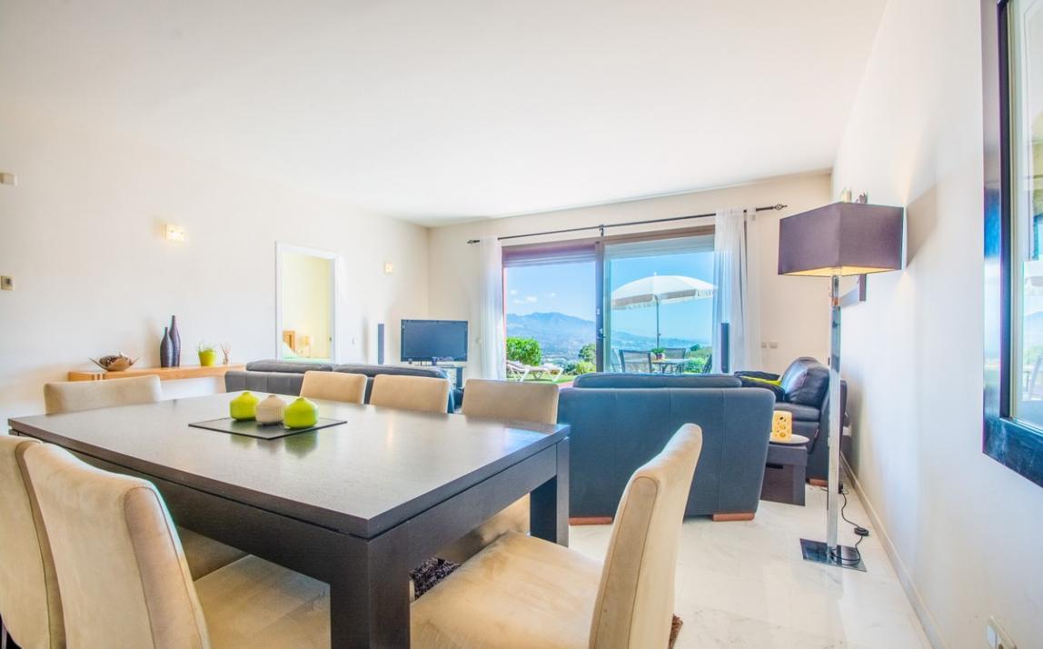 Apartment - Ground Floor, La Mairena Costa del Sol Málaga R3917869 9