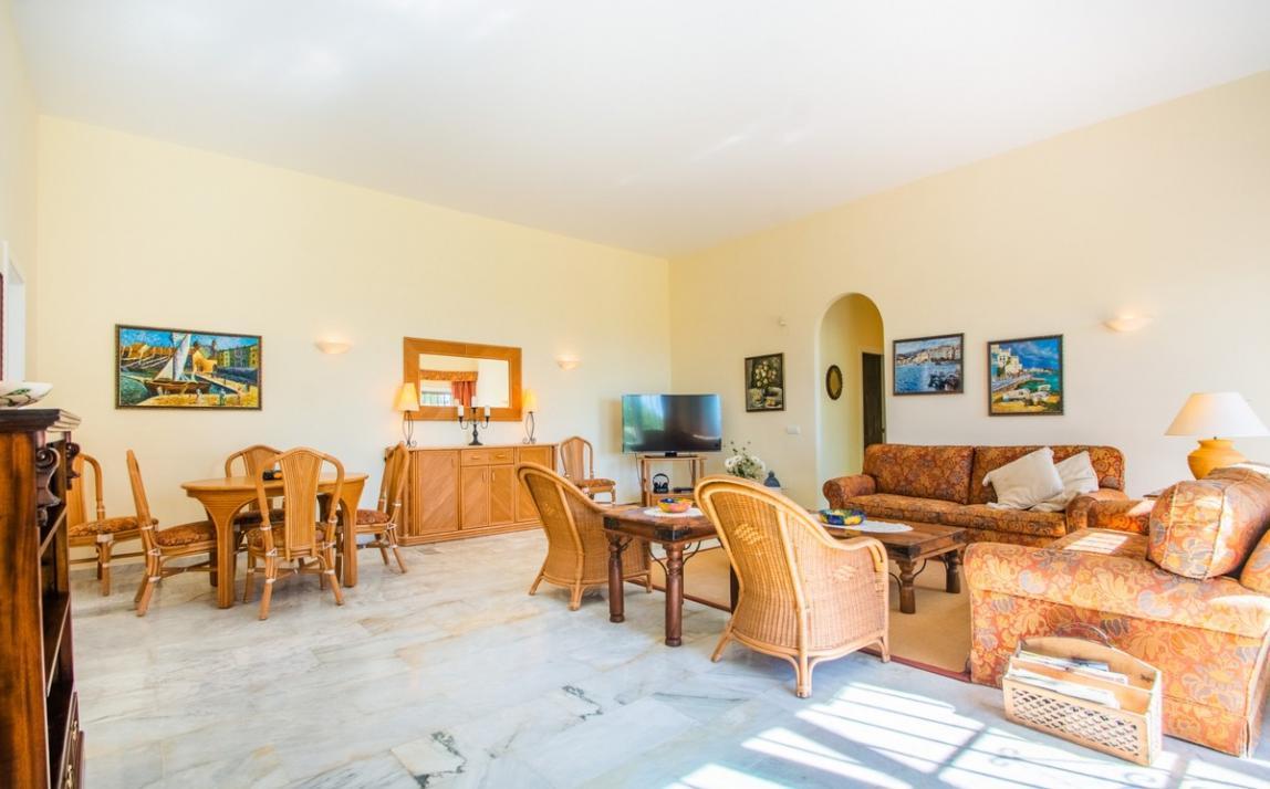 Apartment - garden level, La Mairena Costa del Sol Málaga R3939604 2