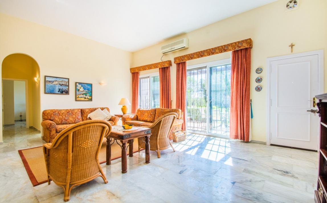 Apartment - garden level, La Mairena Costa del Sol Málaga R3939604 5