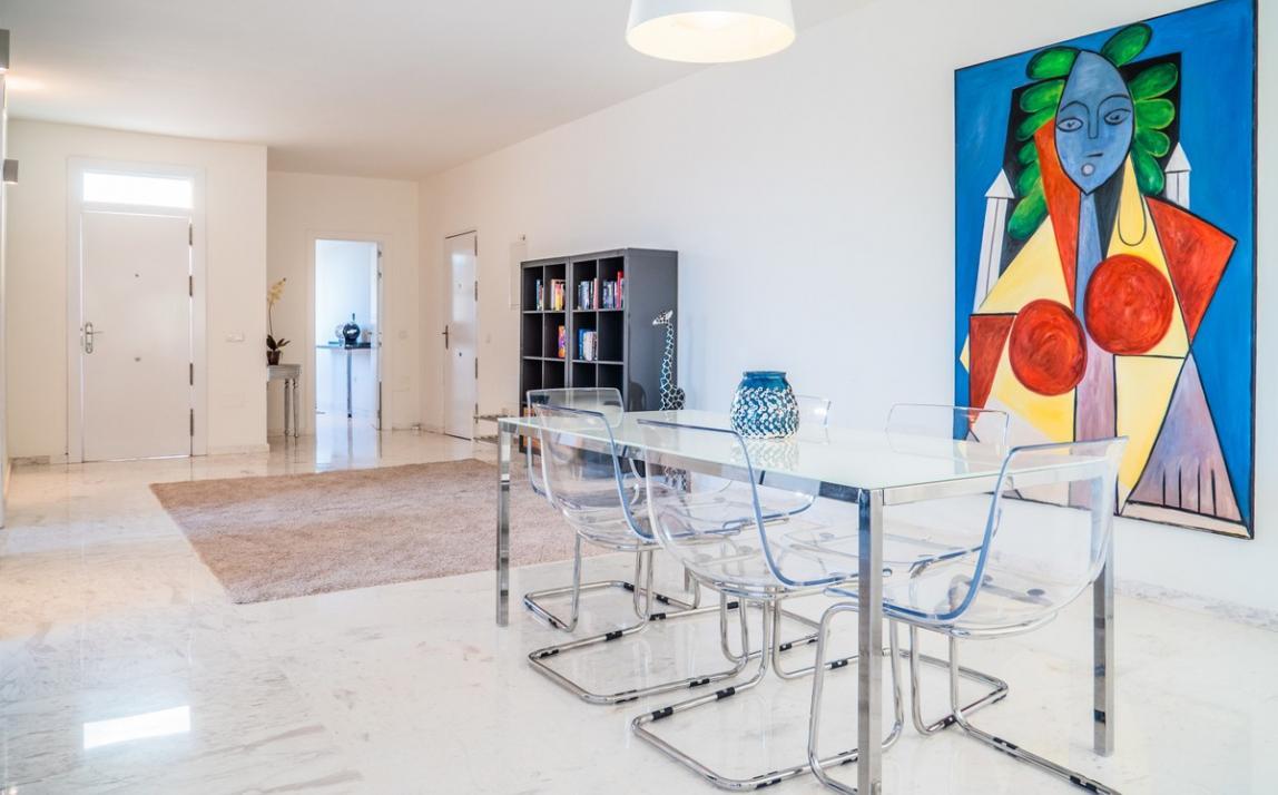 Apartment - Middle Floor, La Mairena Costa del Sol Málaga R3551749 2