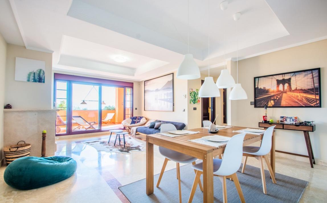 Apartment - Middle Floor, La Mairena Costa del Sol Málaga R3687167 1
