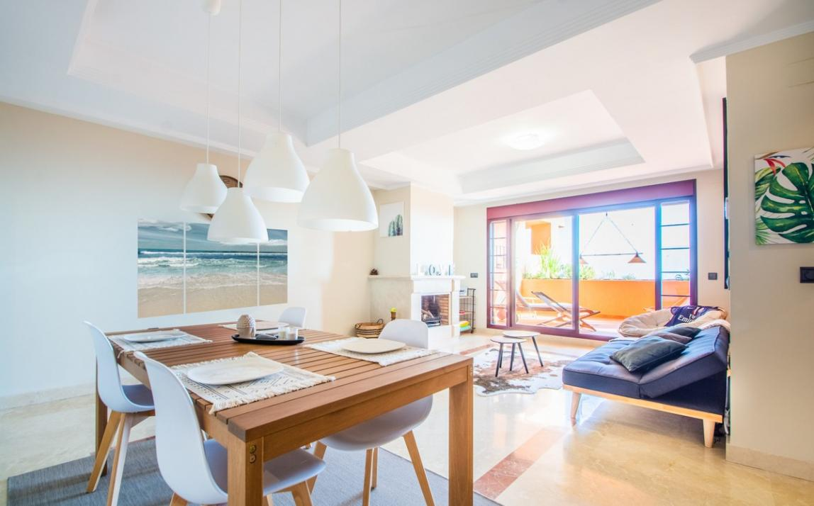 Apartment - Middle Floor, La Mairena Costa del Sol Málaga R3687167 2