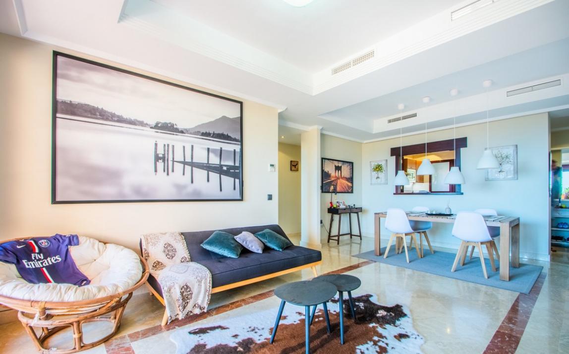 Apartment - Middle Floor, La Mairena Costa del Sol Málaga R3687167 3