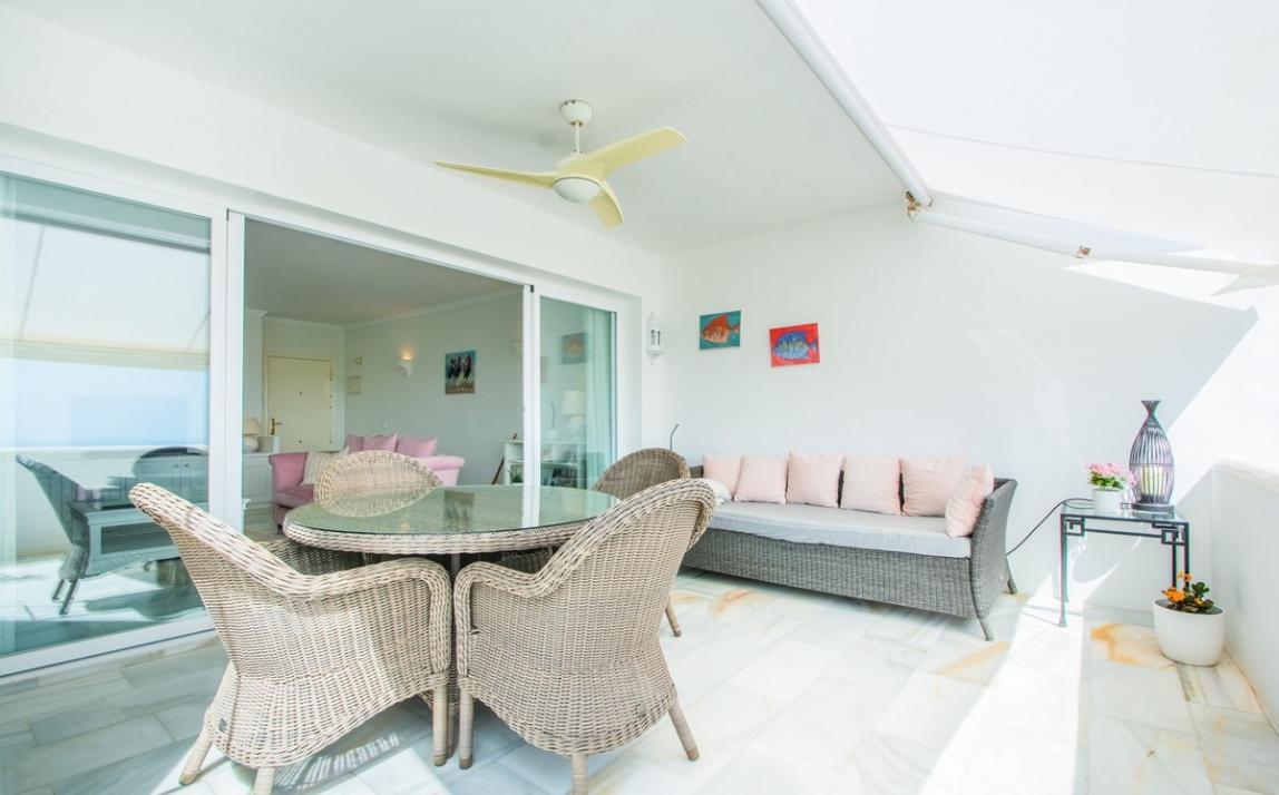 Apartment - Middle Floor, La Mairena Costa del Sol Málaga R3916156 16