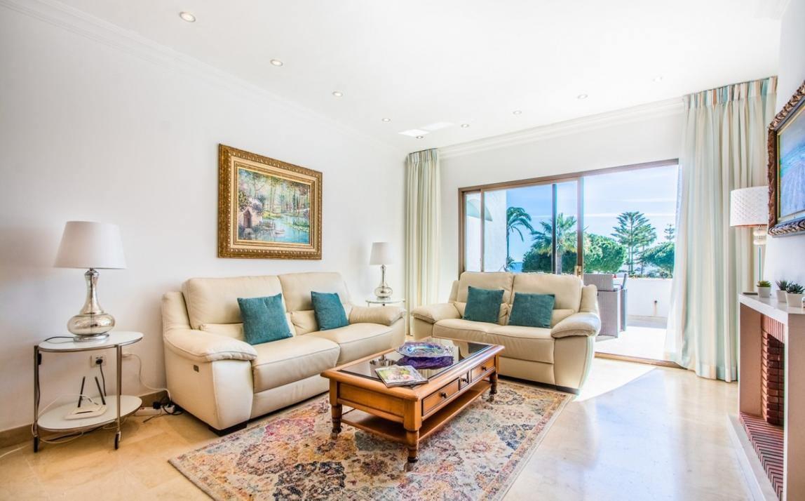 Apartment - Middle Floor, The Golden Mile Costa del Sol Málaga R3785416 2