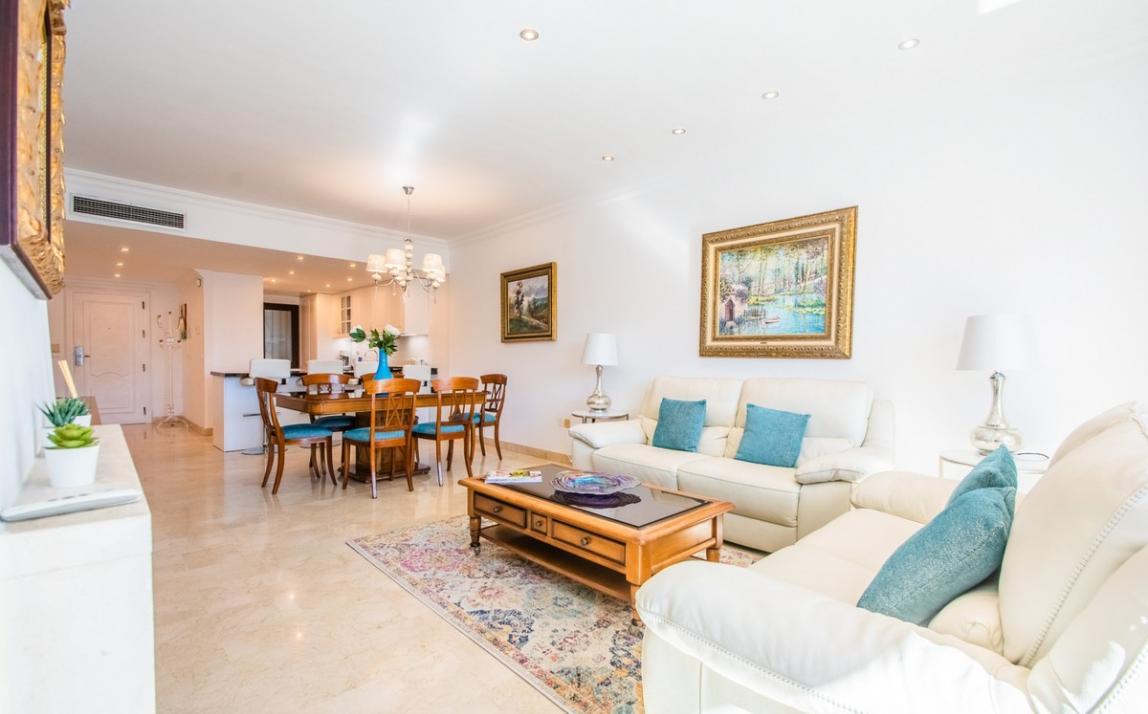 Apartment - Middle Floor, The Golden Mile Costa del Sol Málaga R3785416 6