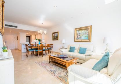 Apartment - Middle Floor, The Golden Mile Costa del Sol Málaga R3785416 33