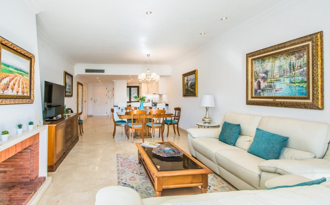 Apartment - Middle Floor, The Golden Mile Costa del Sol Málaga R3785416 7