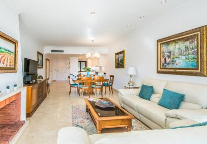 Apartment - Middle Floor, The Golden Mile Costa del Sol Málaga R3785416 34
