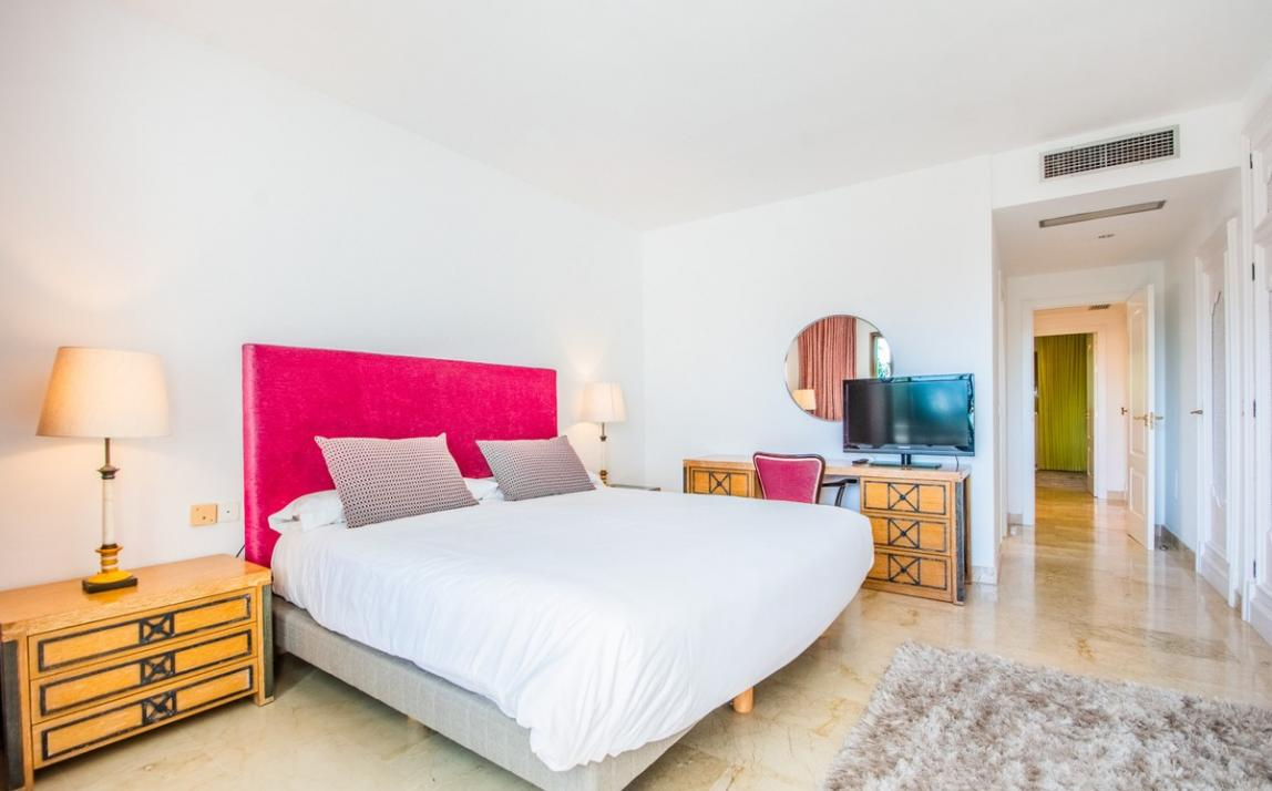Apartment - Middle Floor, The Golden Mile Costa del Sol Málaga R3785416 18