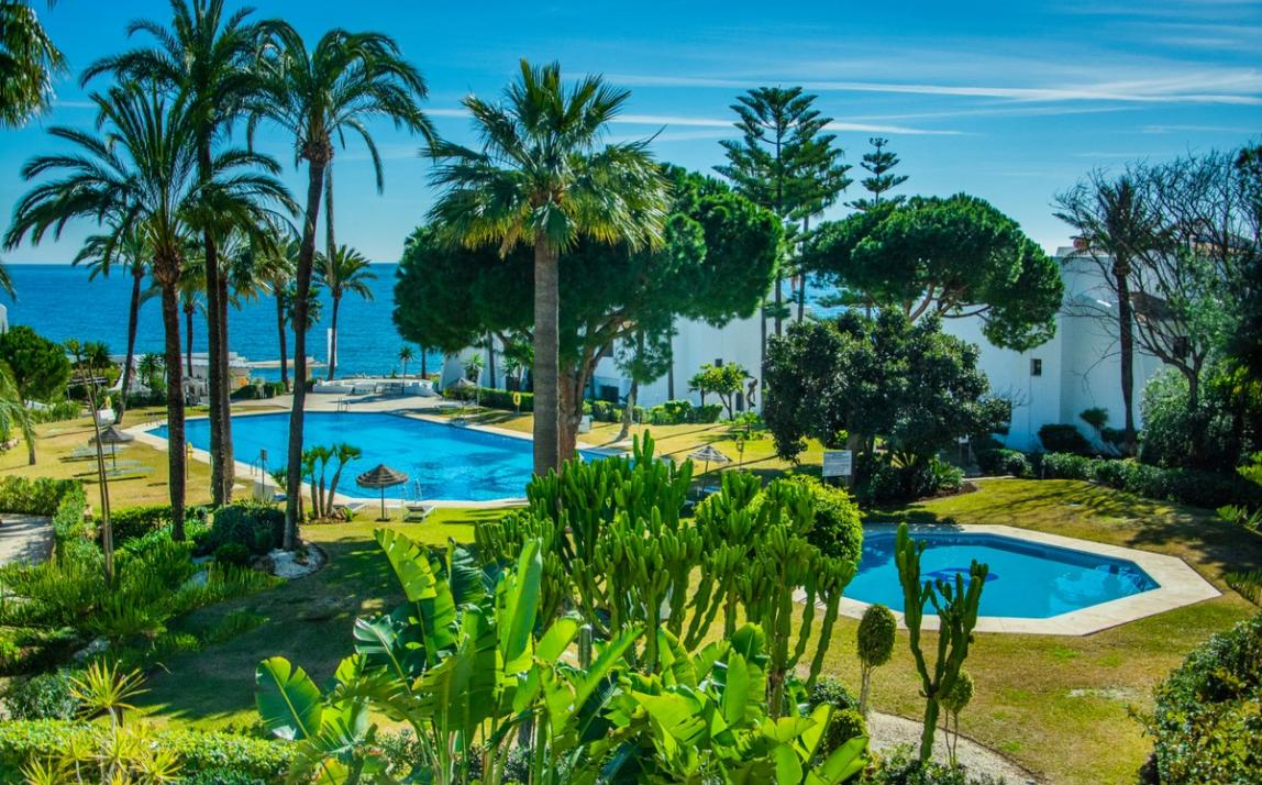 Apartment - Middle Floor, The Golden Mile Costa del Sol Málaga R3785416 25