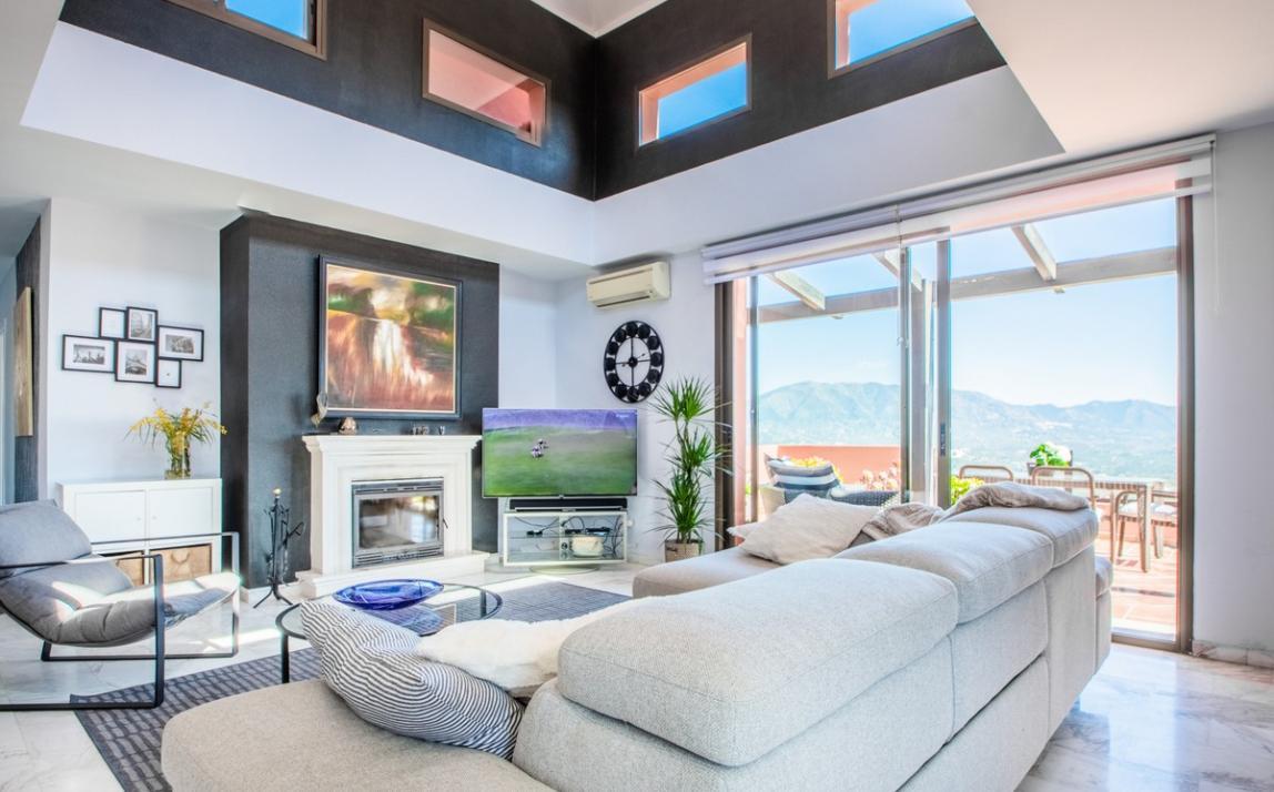 Apartment - Penthouse, La Mairena Costa del Sol Málaga R3811849 1