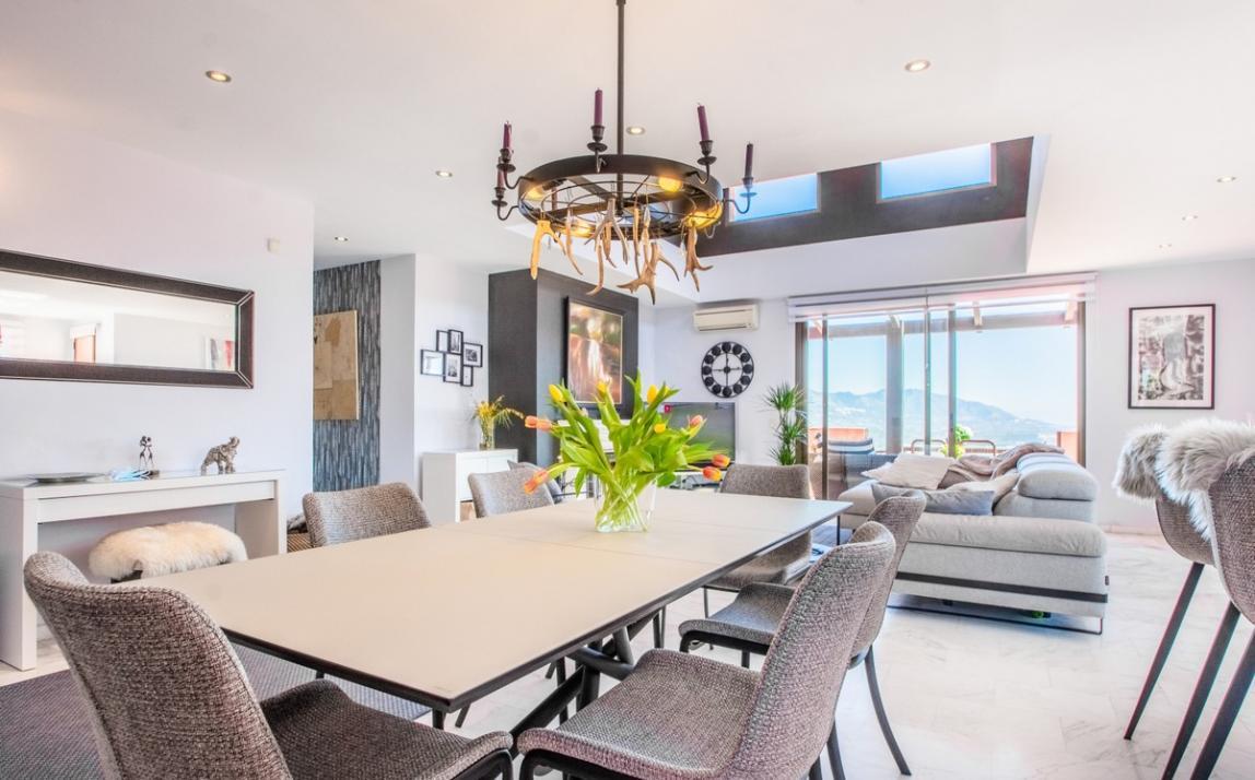 Apartment - Penthouse, La Mairena Costa del Sol Málaga R3811849 3