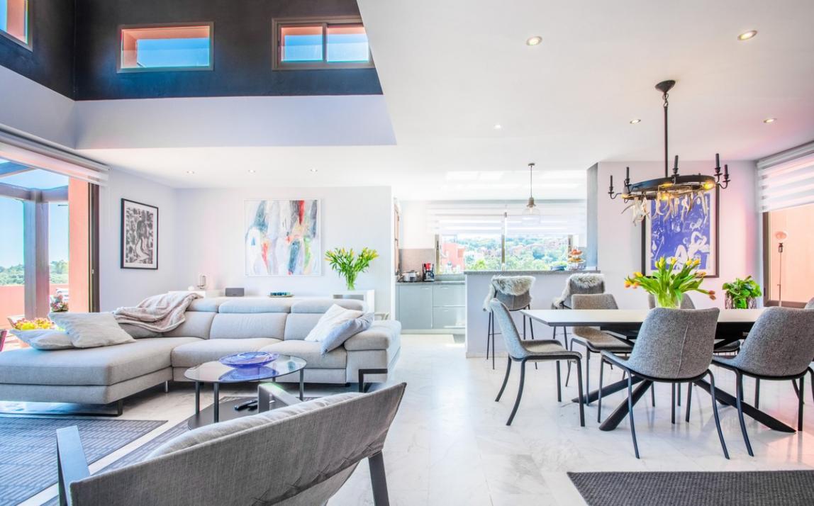 Apartment - Penthouse, La Mairena Costa del Sol Málaga R3811849 5