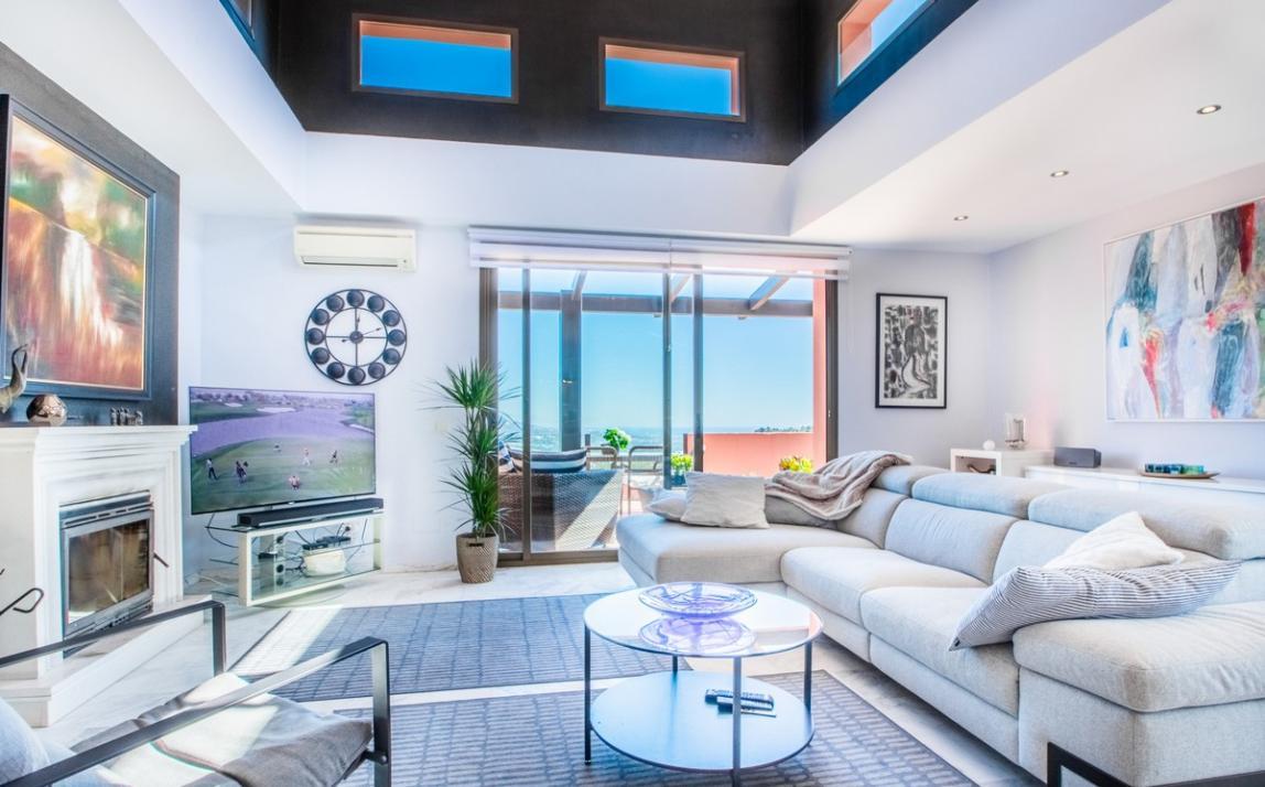Apartment - Penthouse, La Mairena Costa del Sol Málaga R3811849 6