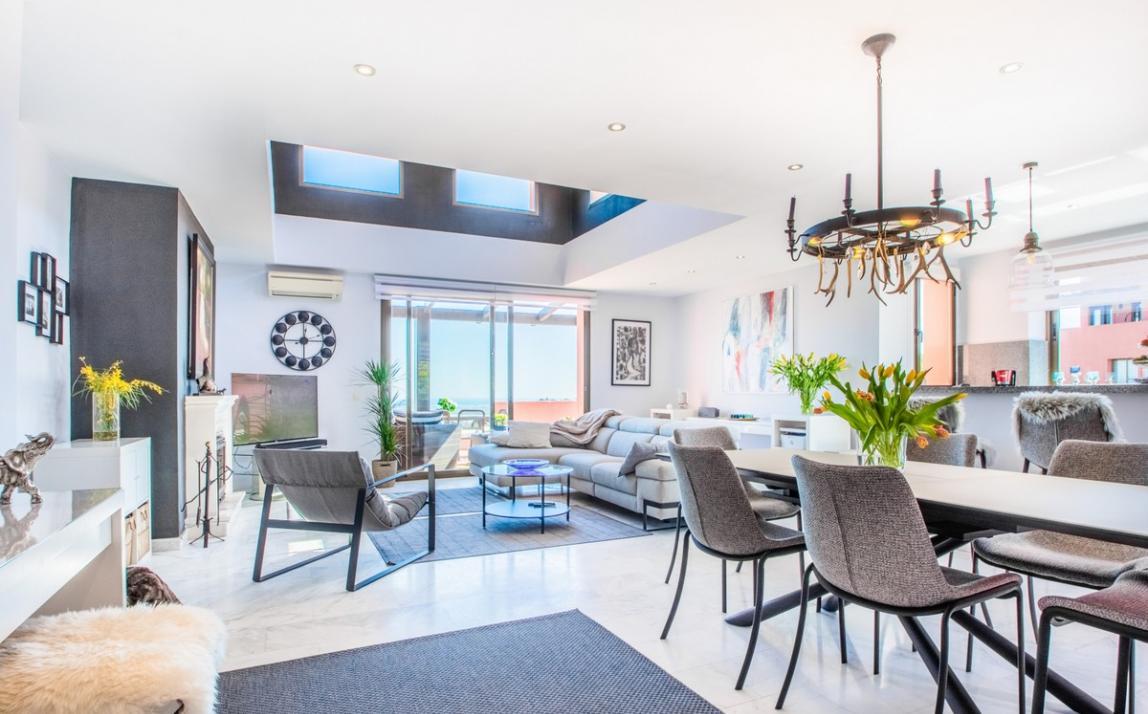 Apartment - Penthouse, La Mairena Costa del Sol Málaga R3811849 7