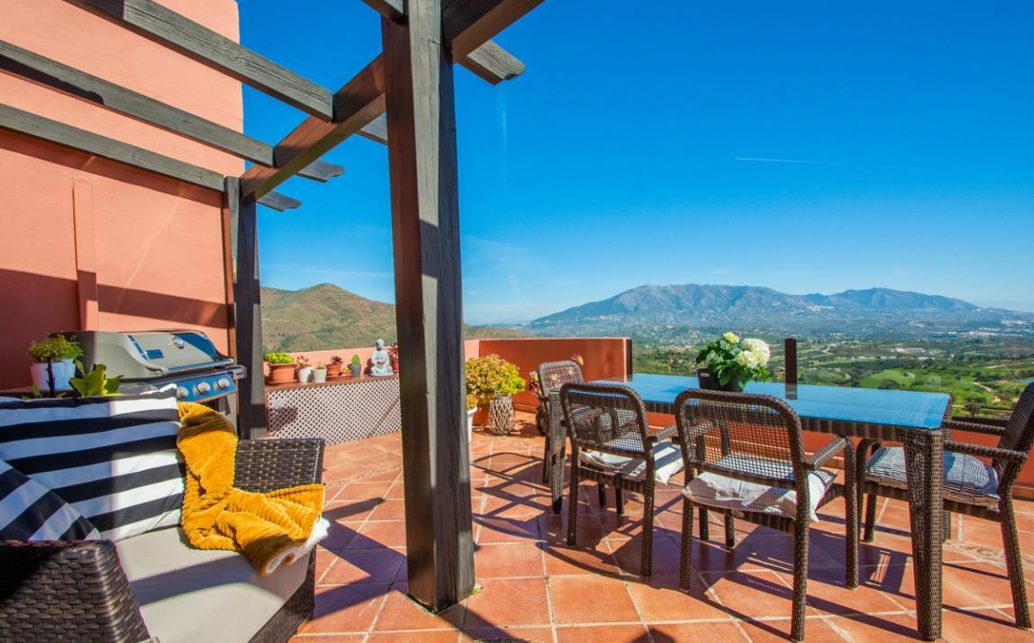 Apartment - Penthouse, La Mairena Costa del Sol Málaga R3811849 8