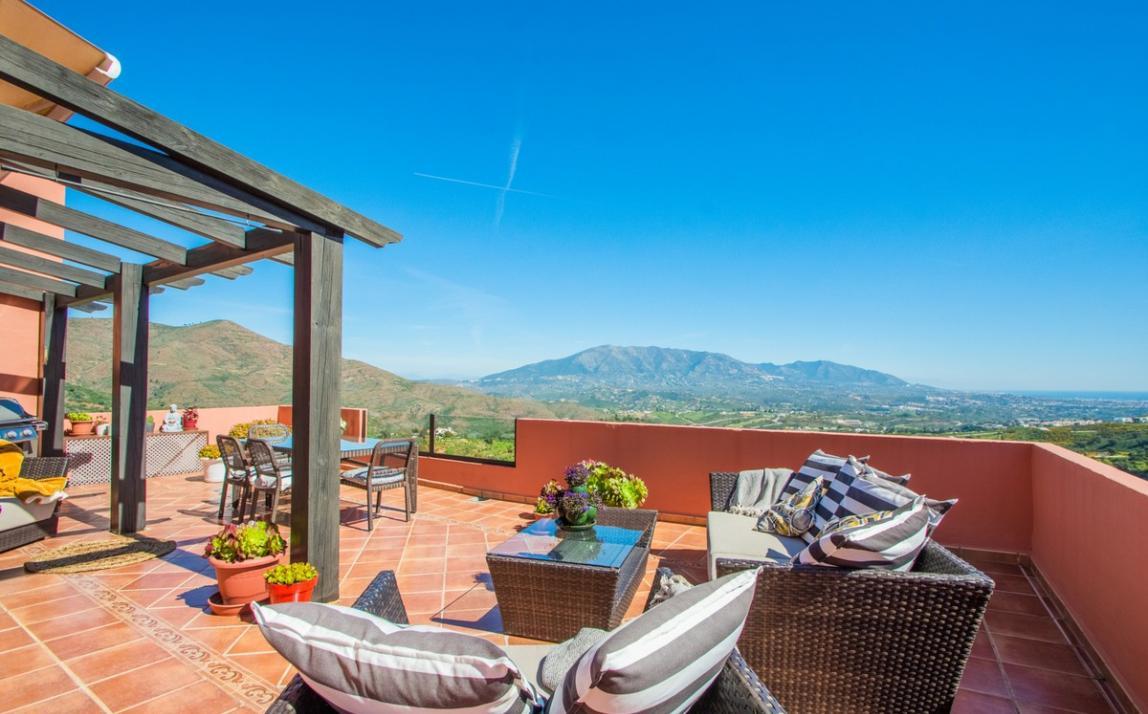 Apartment - Penthouse, La Mairena Costa del Sol Málaga R3811849 9