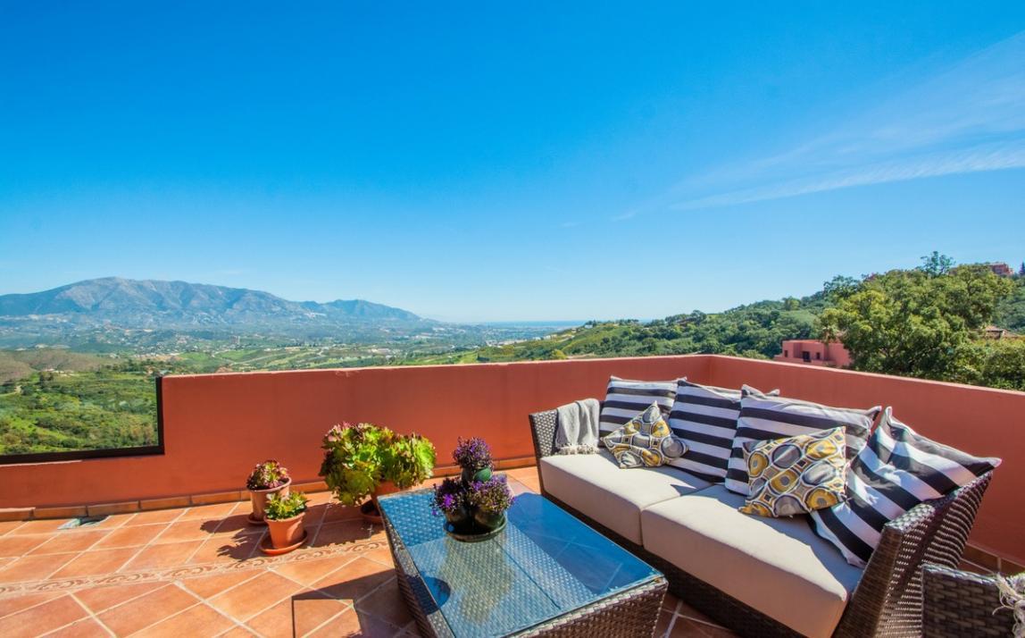Apartment - Penthouse, La Mairena Costa del Sol Málaga R3811849 10