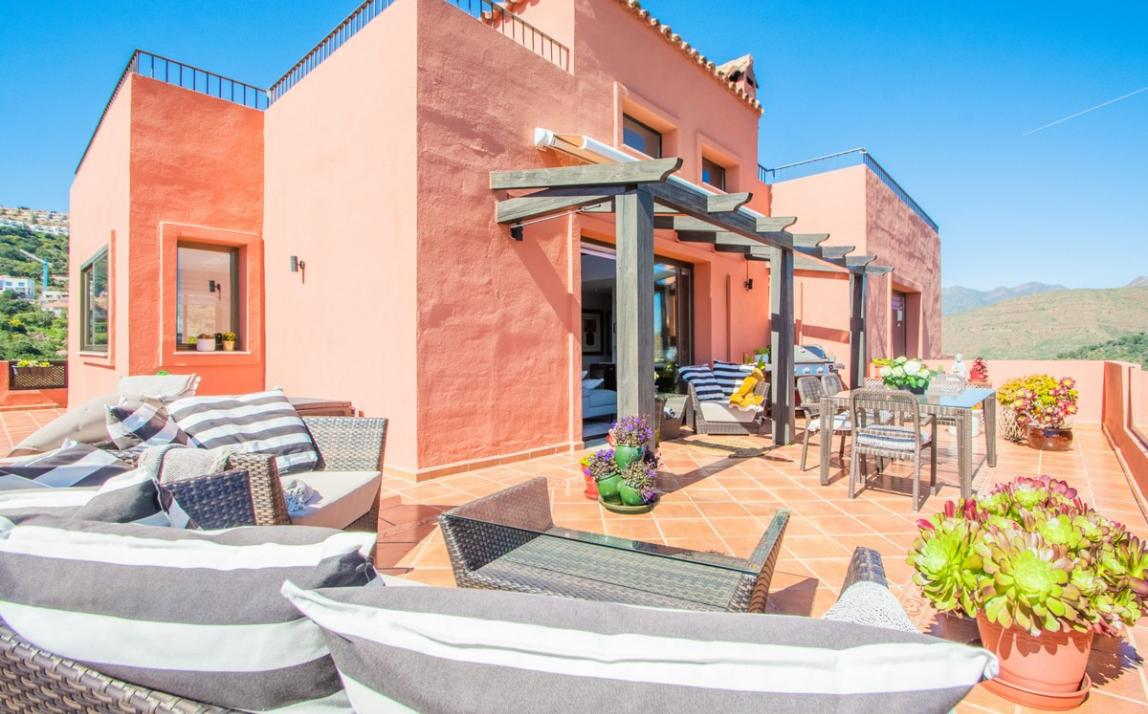 Apartment - Penthouse, La Mairena Costa del Sol Málaga R3811849 11