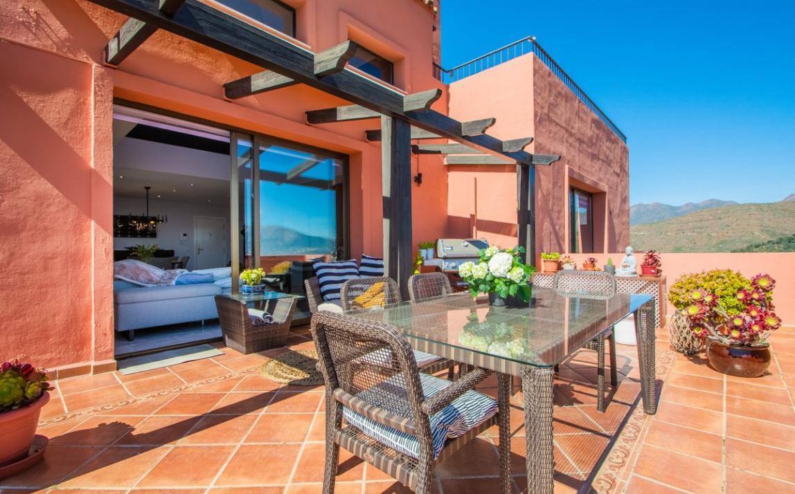 Apartment - Penthouse, La Mairena Costa del Sol Málaga R3811849 12
