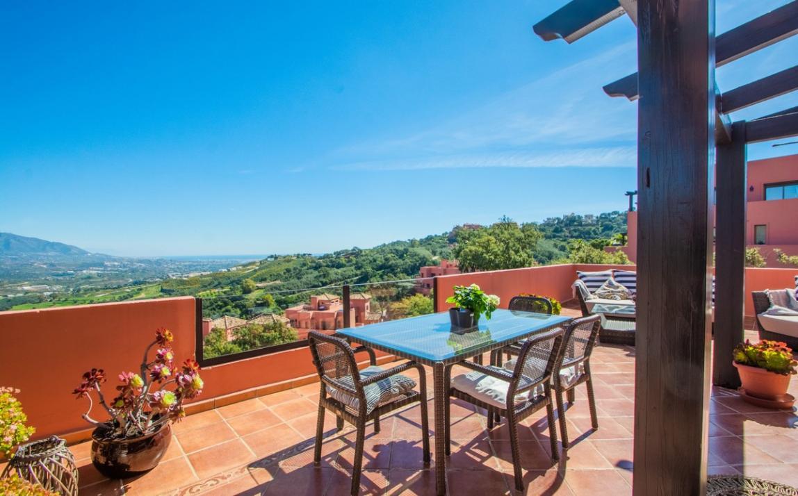 Apartment - Penthouse, La Mairena Costa del Sol Málaga R3811849 13