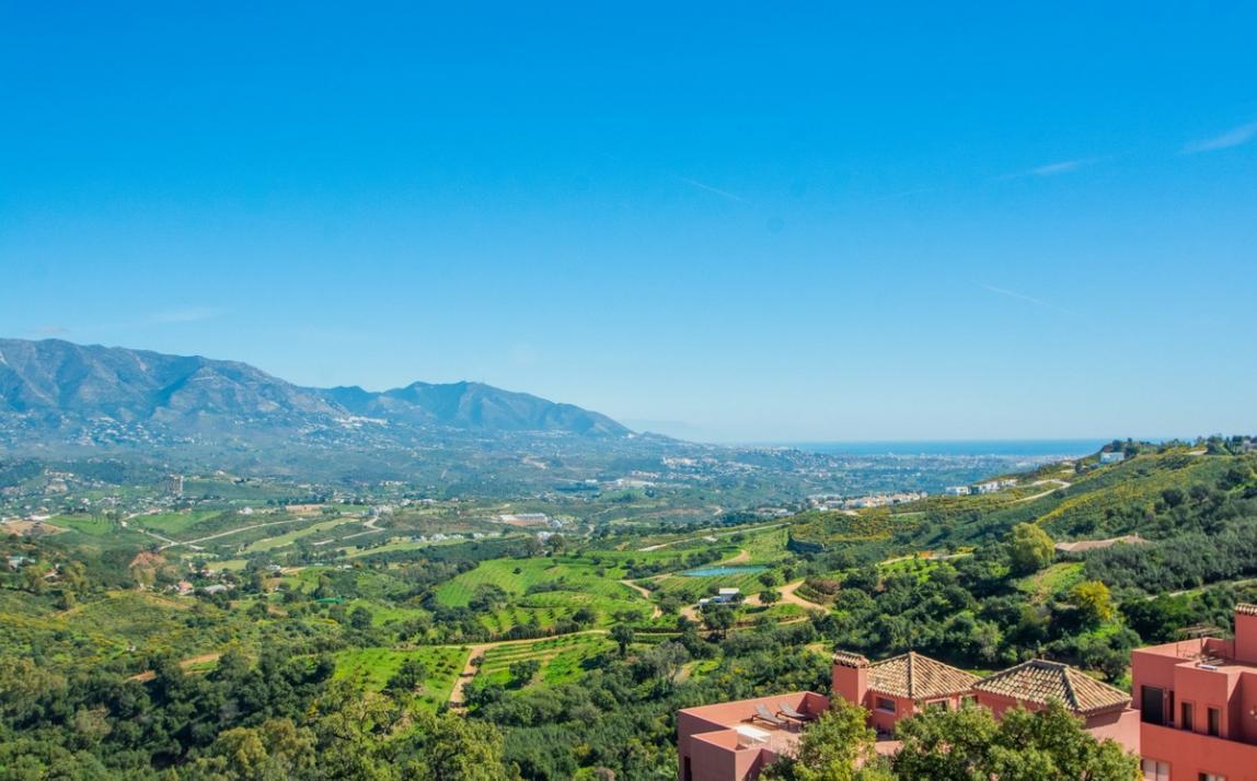 Apartment - Penthouse, La Mairena Costa del Sol Málaga R3811849 14