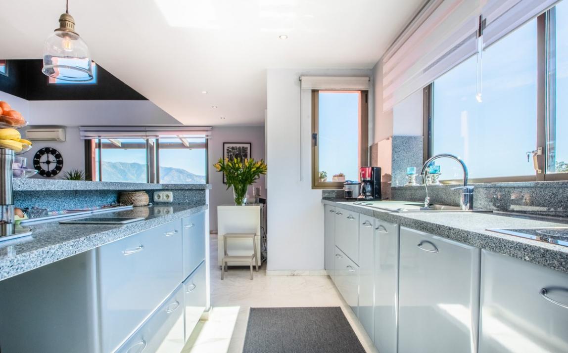 Apartment - Penthouse, La Mairena Costa del Sol Málaga R3811849 15