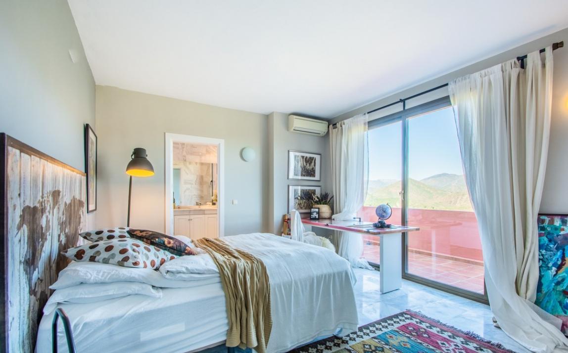 Apartment - Penthouse, La Mairena Costa del Sol Málaga R3811849 24