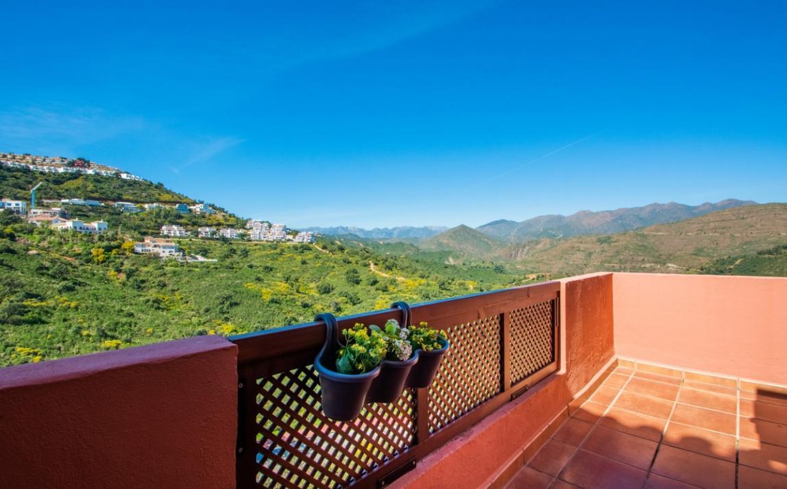 Apartment - Penthouse, La Mairena Costa del Sol Málaga R3811849 28