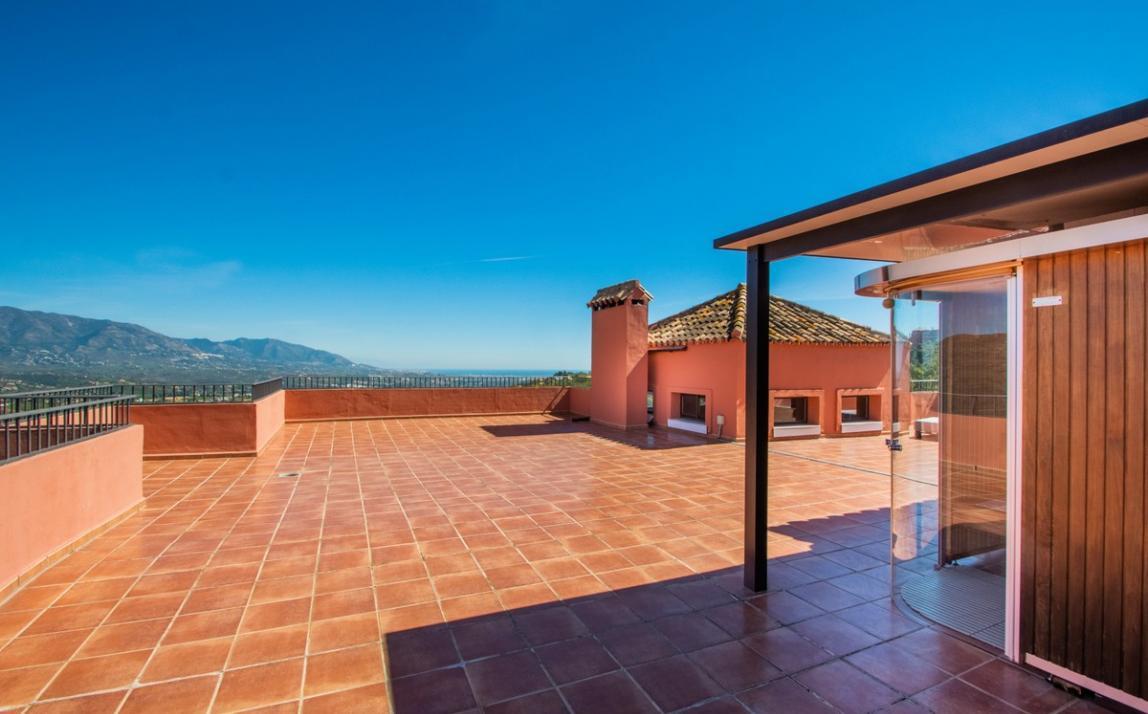 Apartment - Penthouse, La Mairena Costa del Sol Málaga R3811849 30
