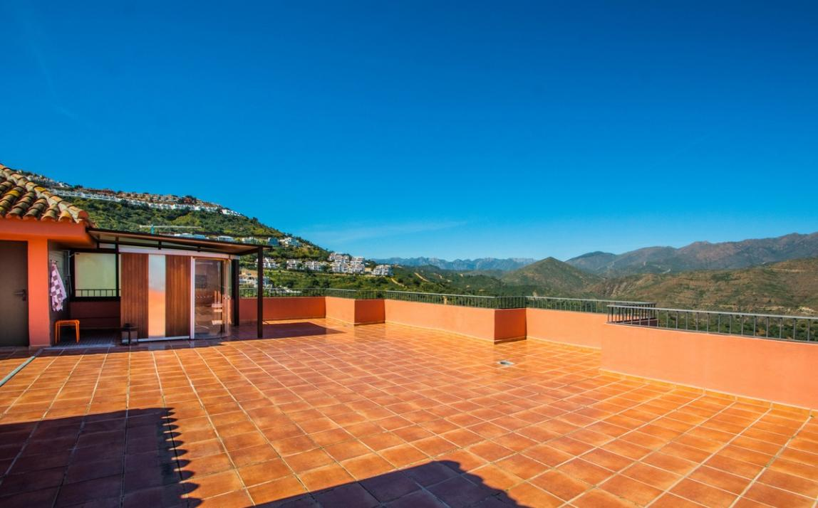 Apartment - Penthouse, La Mairena Costa del Sol Málaga R3811849 31