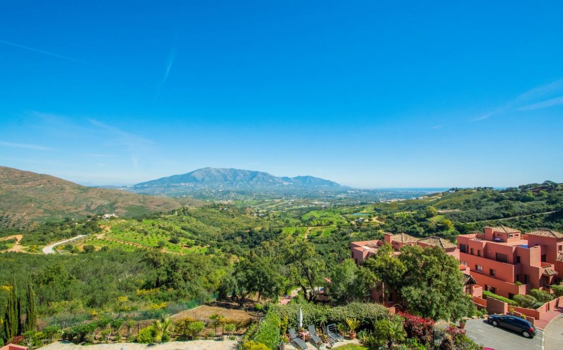 Apartment - Penthouse, La Mairena Costa del Sol Málaga R3811849 35