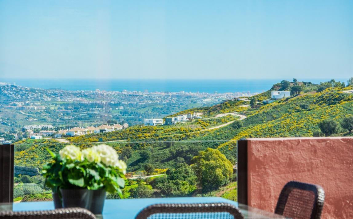 Apartment - Penthouse, La Mairena Costa del Sol Málaga R3811849 36