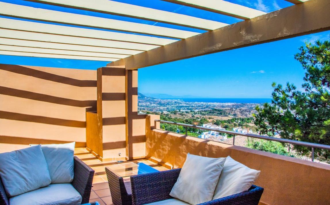 Apartment - Penthouse, La Mairena Costa del Sol Málaga R3938509 28