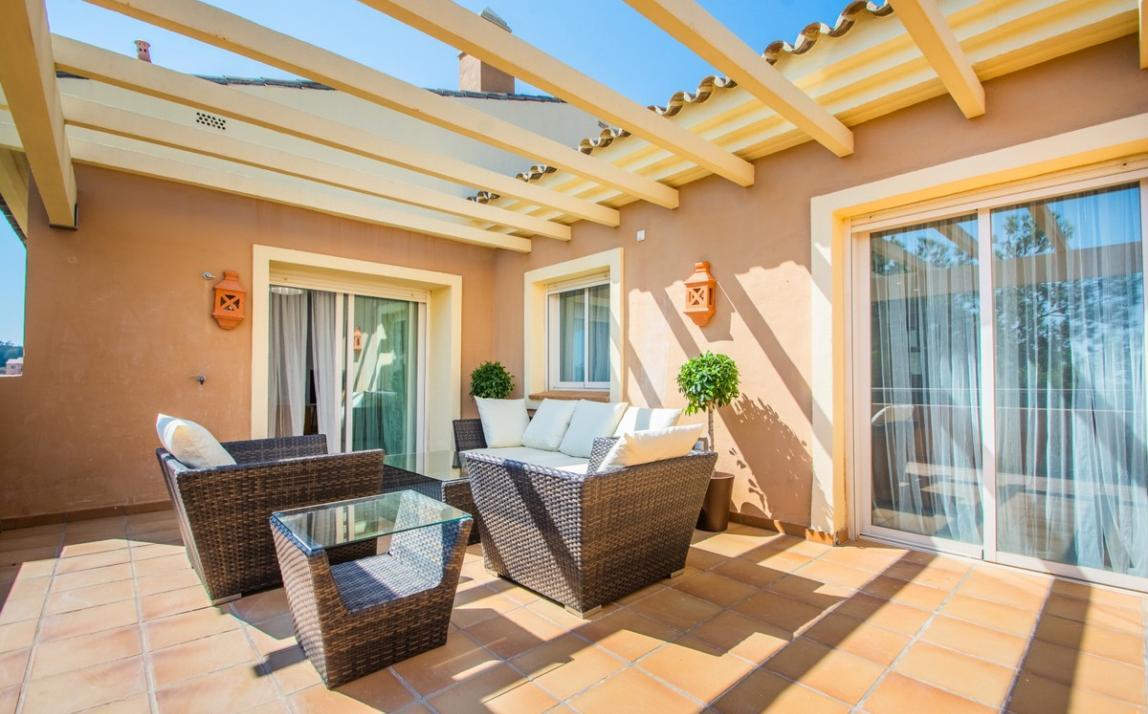 Apartment - Penthouse, La Mairena Costa del Sol Málaga R3938509 29