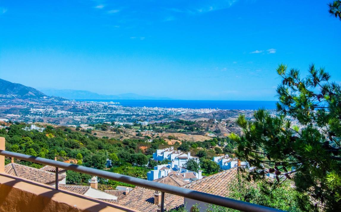 Apartment - Penthouse, La Mairena Costa del Sol Málaga R3938509 30