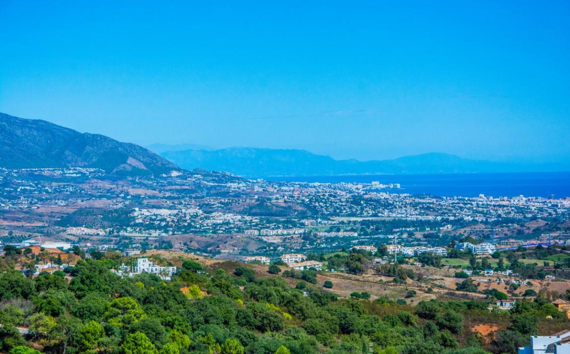Apartment - Penthouse, La Mairena Costa del Sol Málaga R3938509 31