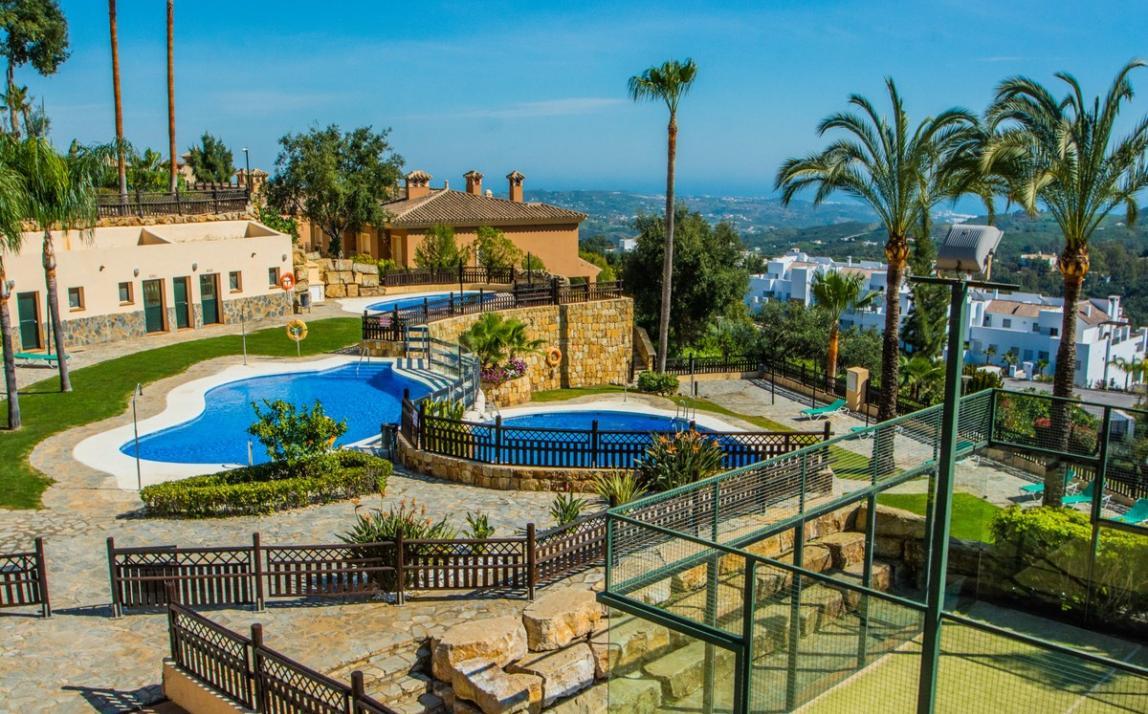 Apartment - Penthouse, La Mairena Costa del Sol Málaga R3938509 32