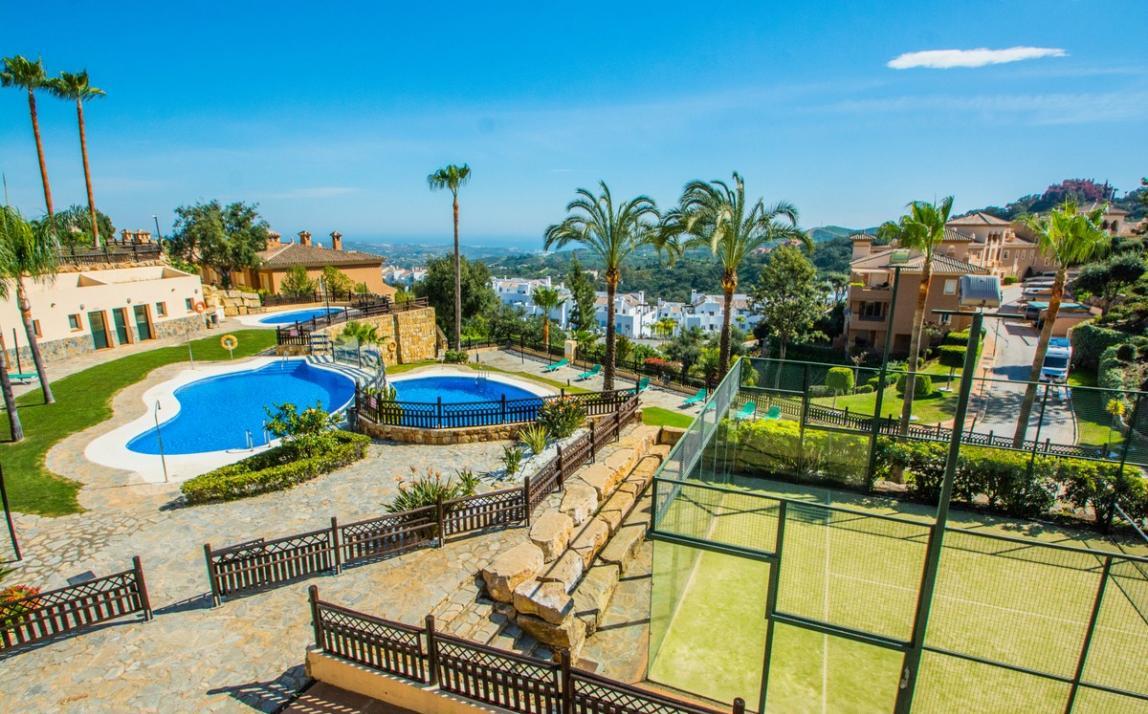 Apartment - Penthouse, La Mairena Costa del Sol Málaga R3938509 35