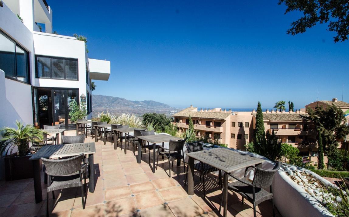 Commercial - Restaurant, La Mairena Costa del Sol Málaga R1931721 12