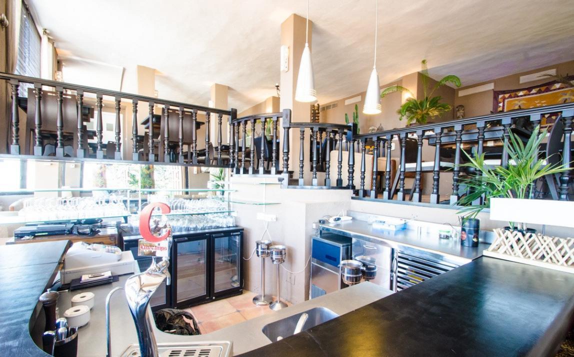 Commercial - Restaurant, La Mairena Costa del Sol Málaga R1931721 14