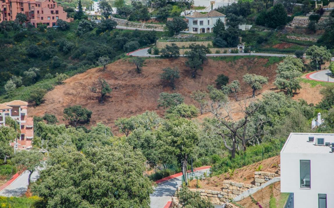 Plot - Residential, La Mairena Costa del Sol Málaga R3168088 1