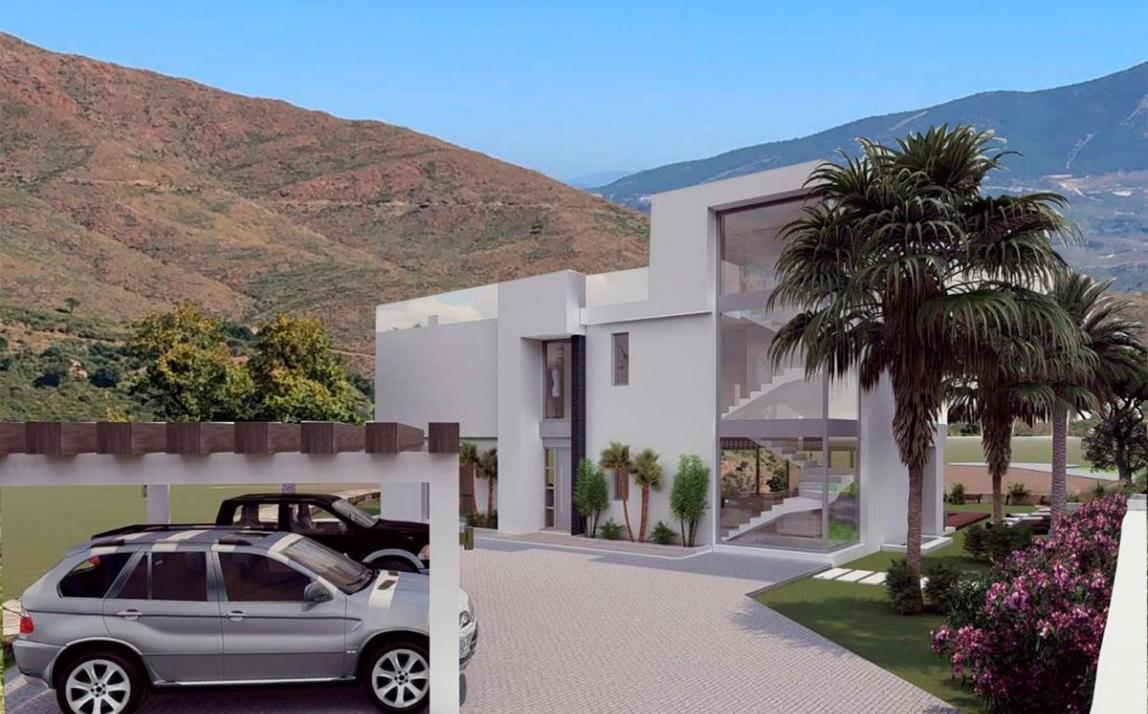 Plot - Residential, La Mairena Costa del Sol Málaga R3657977 5