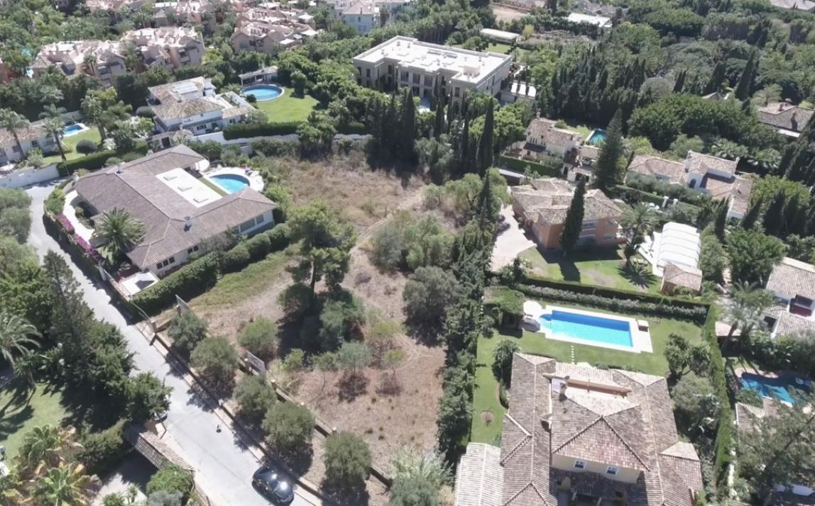 Plot - Residential, Nagüeles Costa del Sol Málaga R3846715 2